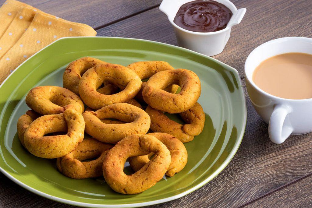 Receta Doñarepa – Rosquillas